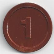 Voorkant munt 1