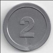 Voorkant munt 2