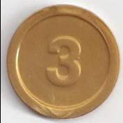 Voorkant munt 3