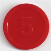 Voorkant munt 5